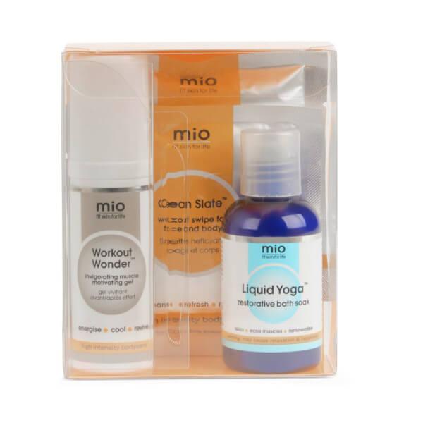 Mio Skincare Run Faster Kit