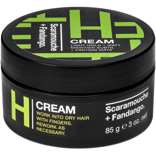 Scaramouche & Fandango Men's Hair Styling Cream (85g)