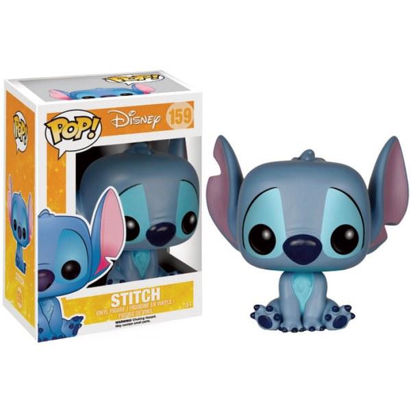 Disney Lilo & Stitch Seated Stitch Pop! Vinyl Figure