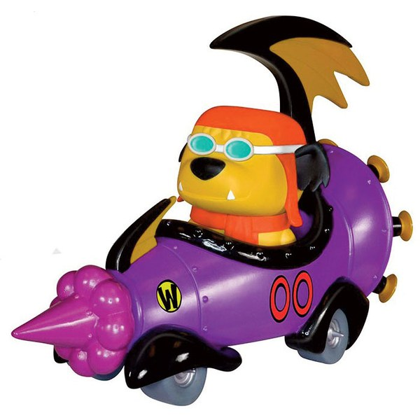 Hanna Barbera Wacky Races Mean Machine Pop! Vinyl Ride Vehicle