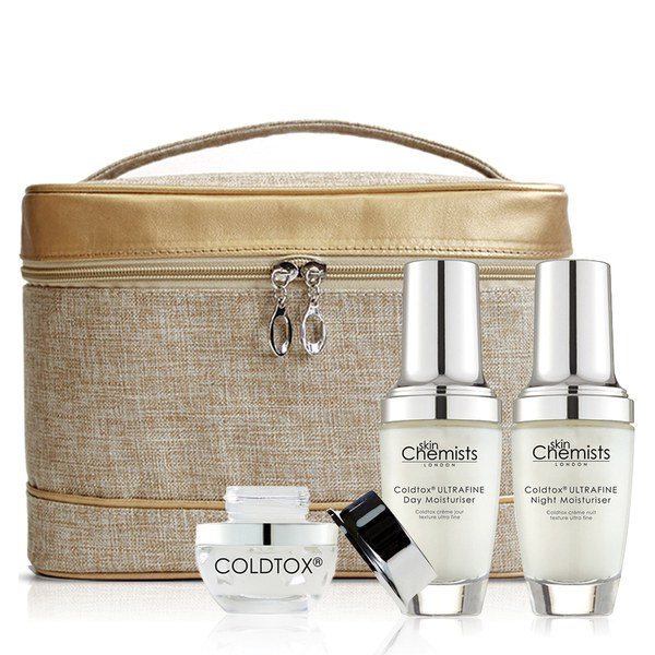 skinChemists Coldtox Anti-Ageing Set (Worth $150.00)