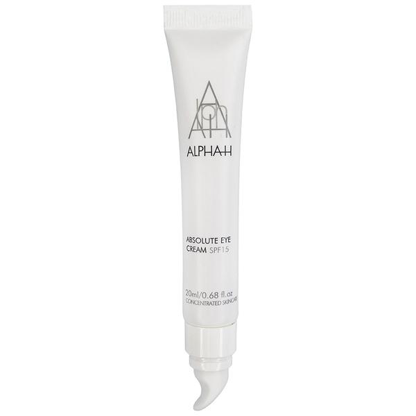 Crème pour les yeux SPF15 Absolute d'Alpha-H(20ml)