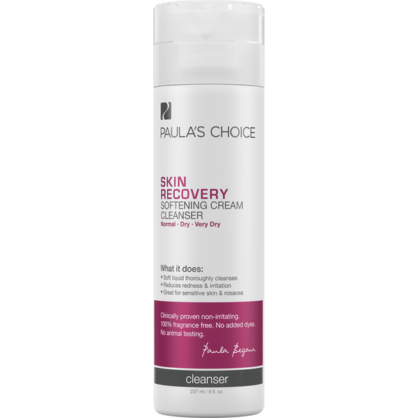 Paula's Choice Skin Recovery Softening Cream Cleanser (237ml)
