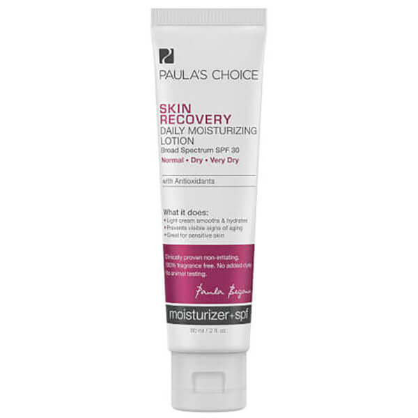 Paula's Choice Skin Recovery Daily Moisturising Lotion SPF30 (60ml)