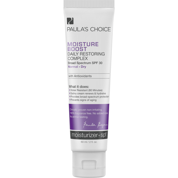 Paula's Choice Moisture Boost Daily Restoring Complex SPF30 (60ml)
