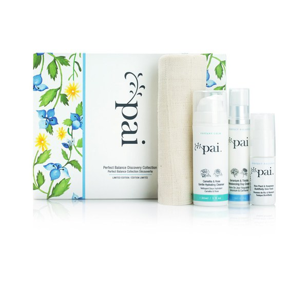 Pai Skincare Instant Calm Discovery Collection (Worth £28.40)