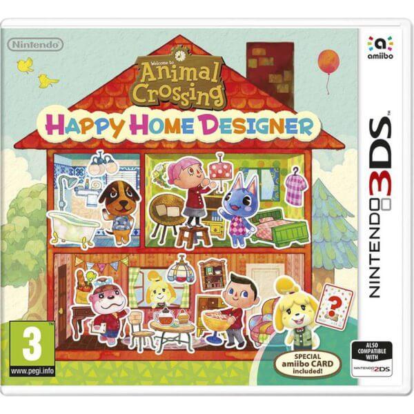 Animal Crossing: Happy Home Designer - Digital Download