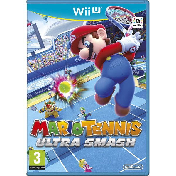 Mario Tennis: Ultra Smash - Digital Download