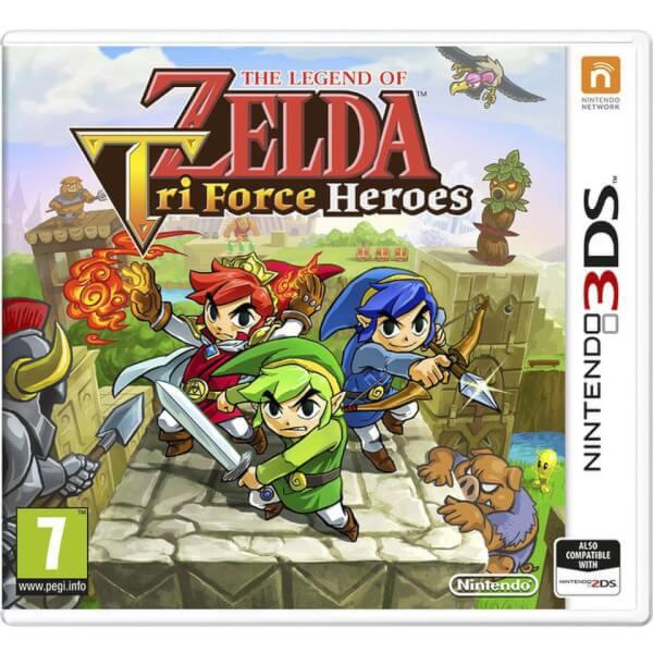 The Legend of Zelda: Tri Force Heroes - Digital Download