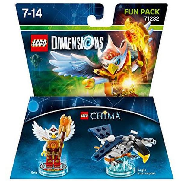 LEGO Dimensions, Chima, Eris Fun Pack