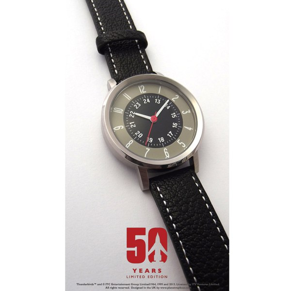 Thunderbirds 50th Anniversary Brains Day Of Disaster Replica Watch