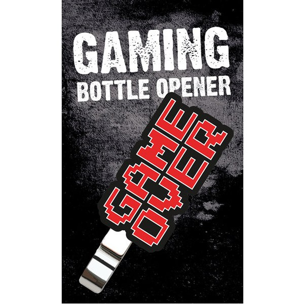 Gaming Game Over - Bottle Opener