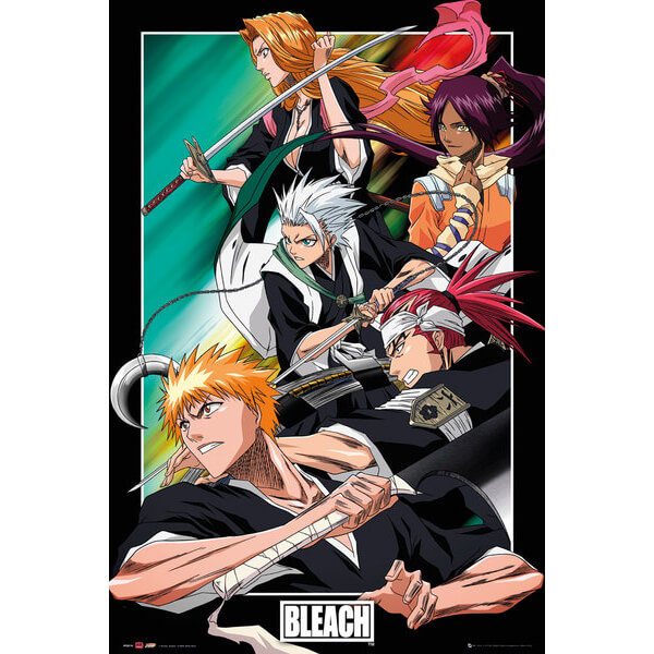 Bleach Group - 24 x 36 Inches Maxi Poster