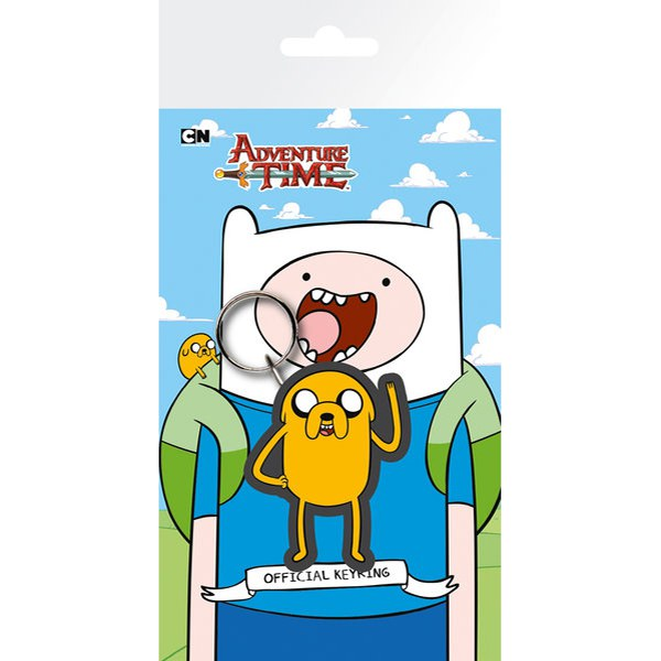 Adventure Time Jake - Key Chain