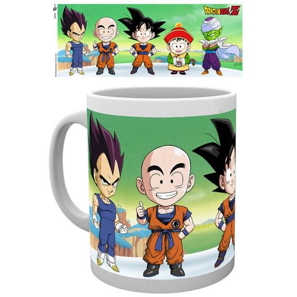 Dragonball Z Chibi Mug Merchandise Zavvi