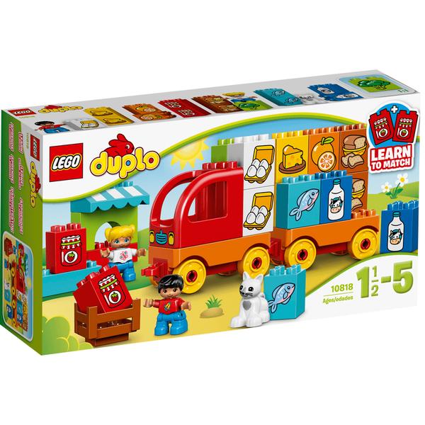 LEGO DUPLO: Mon premier camion (10818)