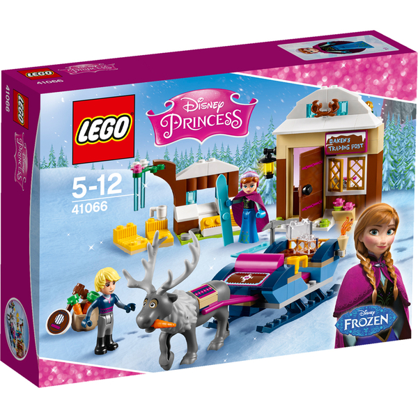 LEGO Disney Princess: Anna and Kristoff's Sleigh Adventure (41066)