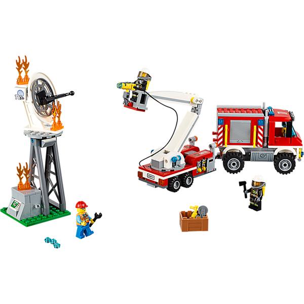 LEGO City: Fire Utility Truck (60111)