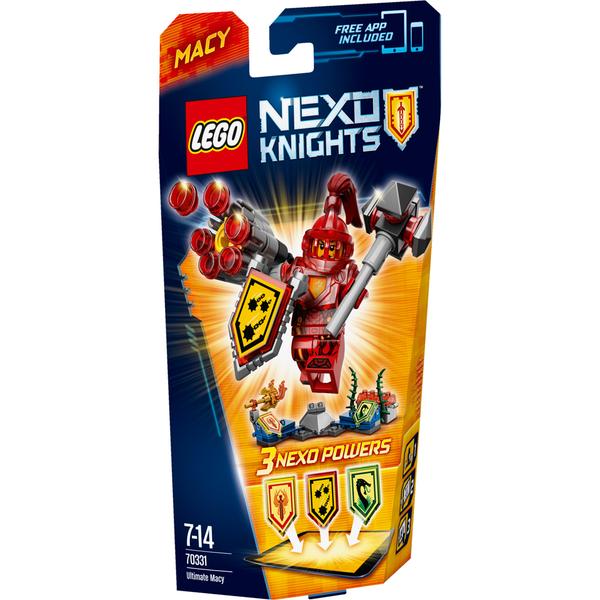 LEGO Nexo Knights: Ultimate Macy (70331)