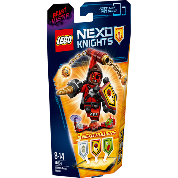 LEGO Nexo Knights: Ultimate Beast Master (70334)