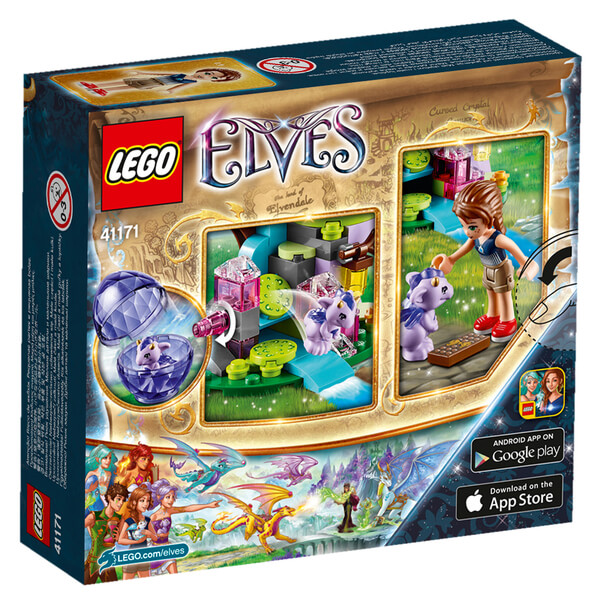LEGO Elves: Emily Jones and the Baby Wind Dragon (41171) Toys | Zavvi