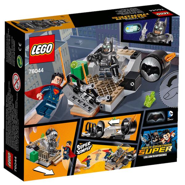 LEGO DC Comics Batman v Superman Clash of the Heroes ...