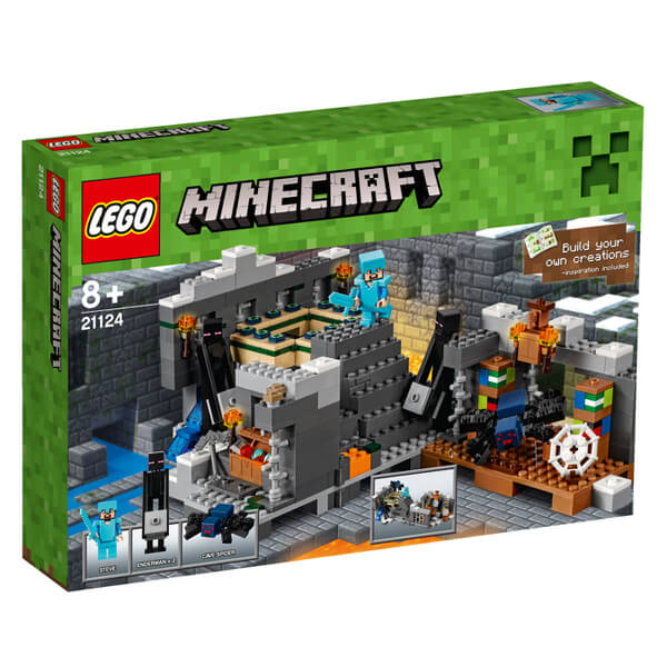 LEGO Minecraft: The End Portal (21124)