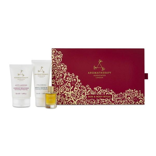 Aromatherapy Associates Skin and Body Ritual Gift Set