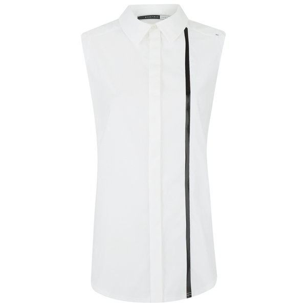 Sportmax Code Women's Uniparo Shirt - Optical White