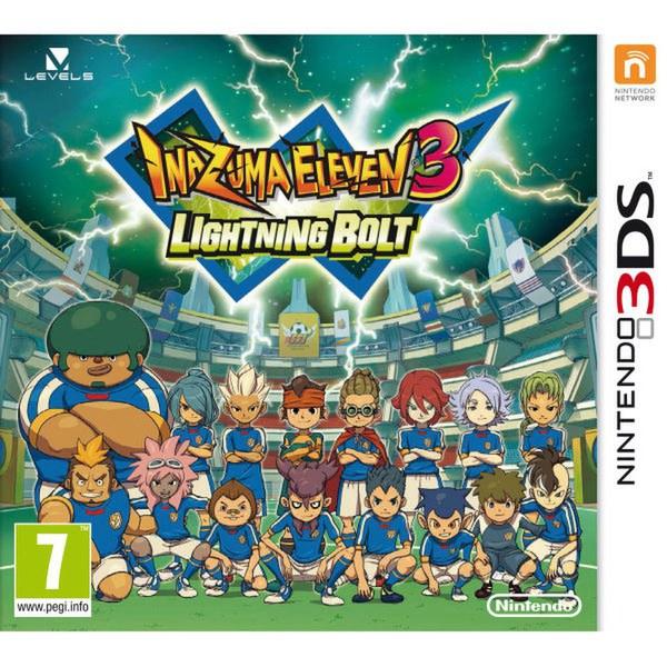 Inazuma Eleven 3: Lightning Bolt - Digital Download