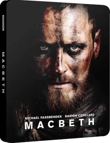 MacBeth - Limited Edtion Steelbook (UK EDITION)