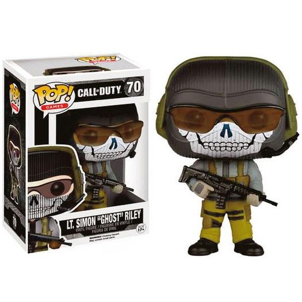 Call of Duty Lt. Simon Ghost Riley Pop! Vinyl Figure