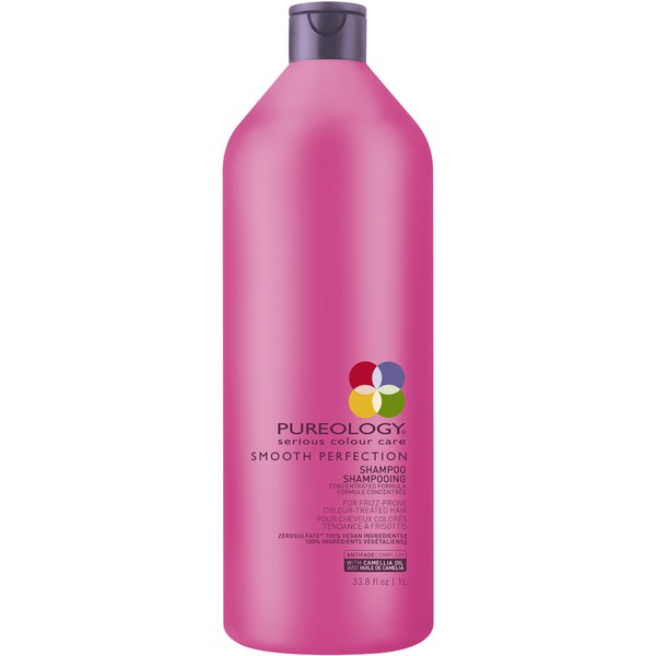 Pureology Smooth Perfection shampooing adoucissant (1000ml)