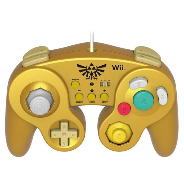 Wii U Super Smash Bros. Classic Battle Pad