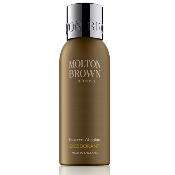 Desodorante en espray Tobacco Absolute de Molton Brown (150 ml)