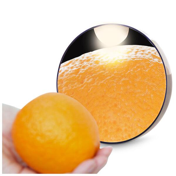 Miroir grossissant x10 avec lumière Rio