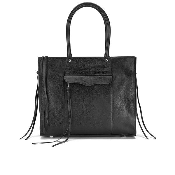 Rebecca Minkoff Women's Medium MAB Tote Bag - Black