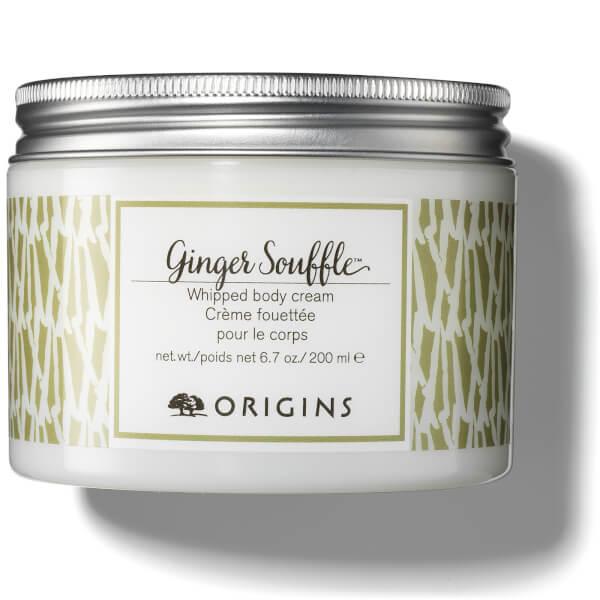 Origins Ginger Souffle™ crème fouettée pour le corps du gingembre (200ml)