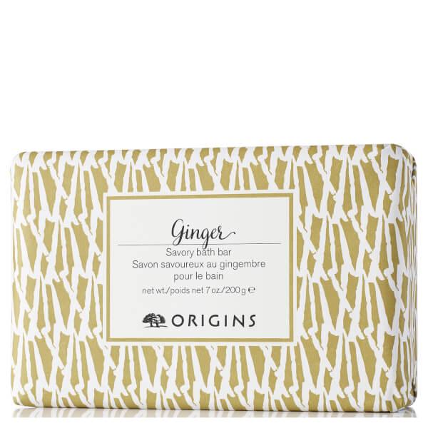 Origins Ginger Savory Bath Bar™ savon savoureux au gingembre pour le bain (200g)