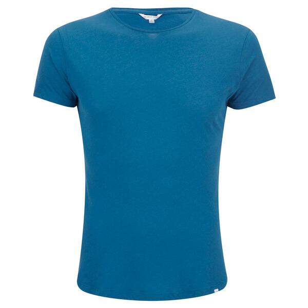 Orlebar Brown Men's OB-T Dipped Hem T-Shirt - Pacific