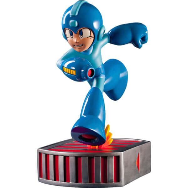 Running Megaman