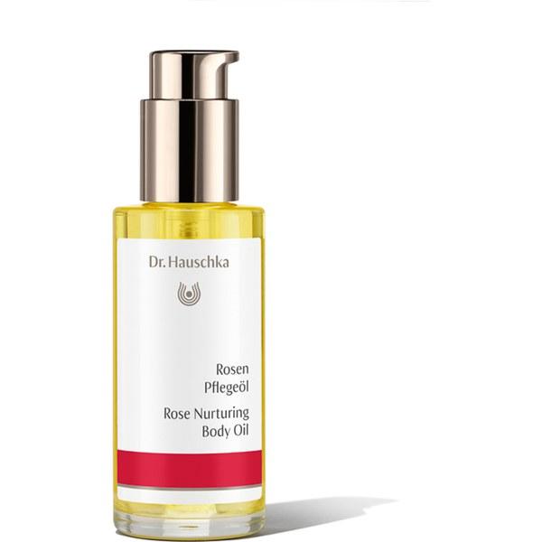 Dr. Hauschka Rose Nurturing Body Oil (75ml)