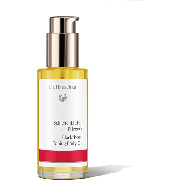 Dr. Hauschka Blackthorn Toning Body Oil (75 ml)