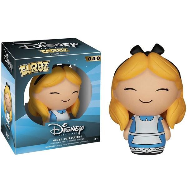 Disney Alice In Wonderland Alice Dorbz Action Figure