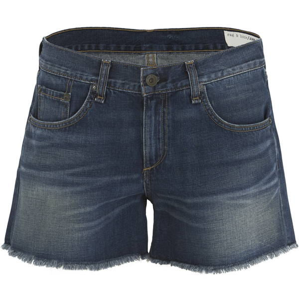 rag & bone Women's Boyfriend Shorts - Torrington