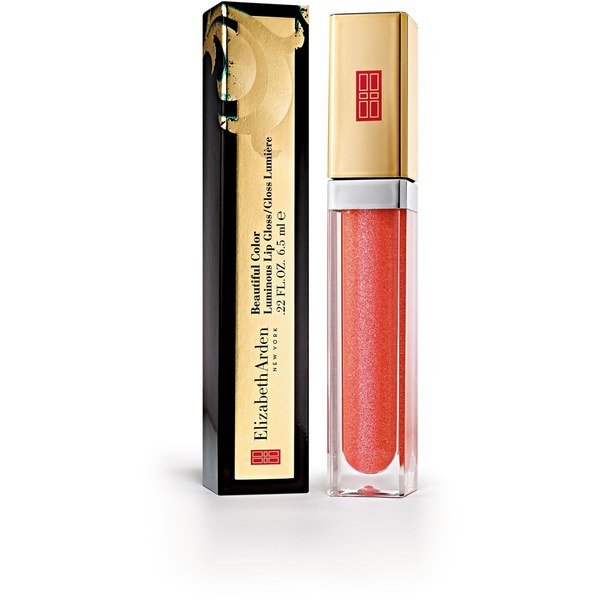 Elizabeth Arden Golden Opulence Beautiful Color Luminous Lip Gloss (6.5ml)