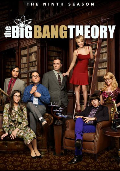 The Big Bang Theory - Saison 9