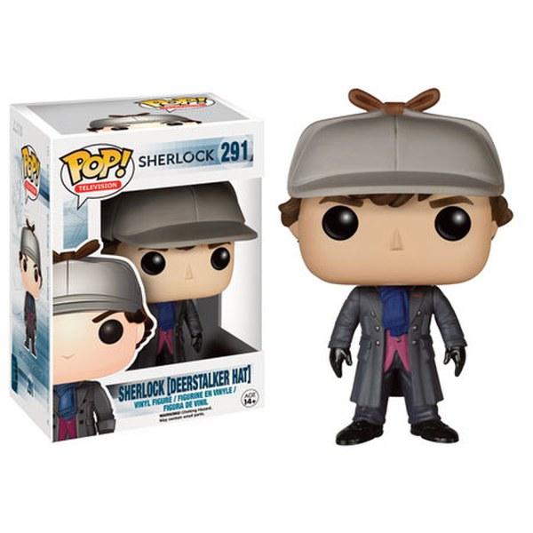 Sherlock With Deerstalker Limited Edition Pop! Vinyl Figure