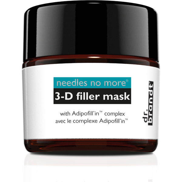 Dr. Brandt Needles No More 3D Filler Mask