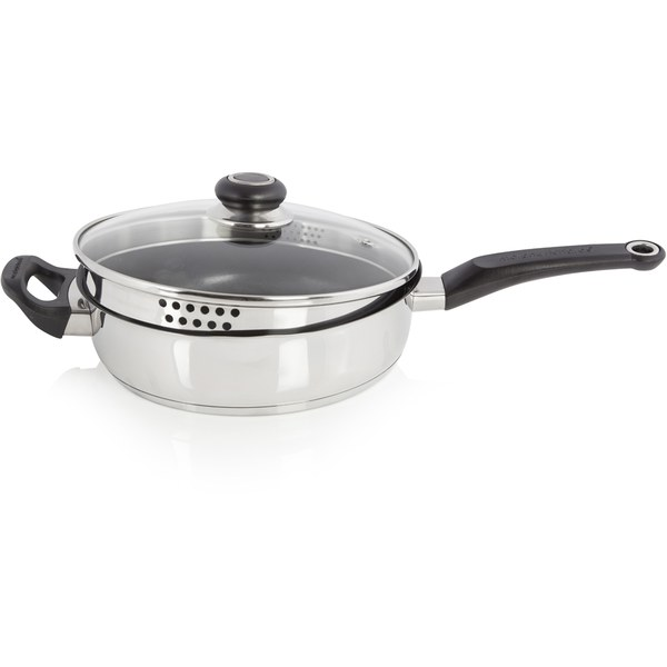 Morphy Richards Pots And Pans: Morphy Richards 970009 Stainless Steel Saute Pan